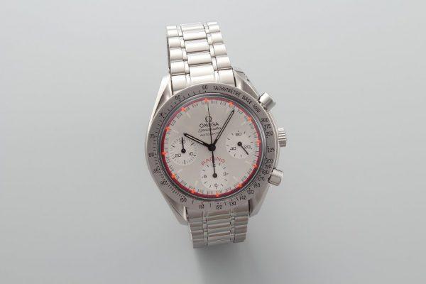 Lot#320 Omega Speedmaster Limited Schumacher Edition