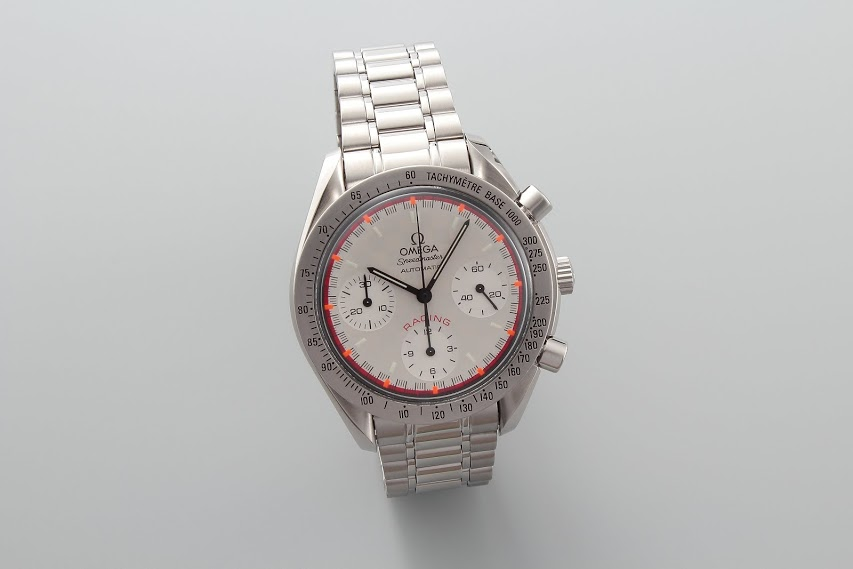Lot#320 Omega Speedmaster Limited Schumacher Edition Watches [tag]