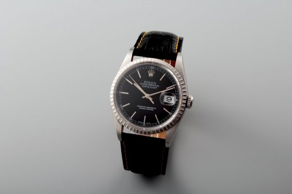 Lot#323 Rolex Datejust