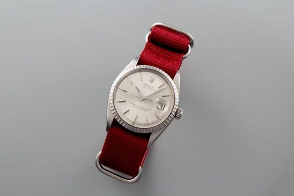 Lot#340 Rolex Datejust