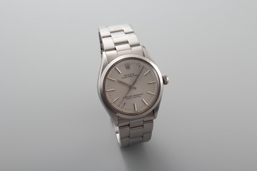Lot#341 Rolex Oyster Perpetual Watches [tag]