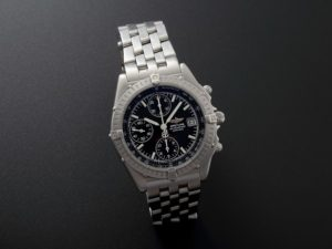 Lot#225	Breitling Automatic Chronograph