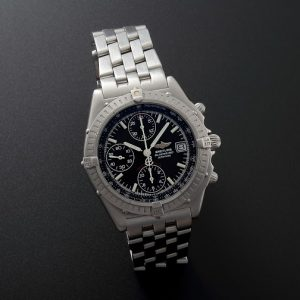 Lot#225Breitling Automatic Chronograph