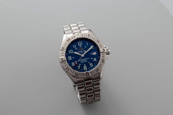 Lot#2164 Breitling Super Ocean Automatic