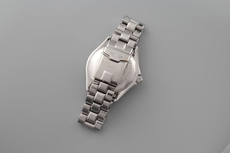 Lot #4851A – Breitling Super Ocean Watch A17340 Breitling Breitling A17340