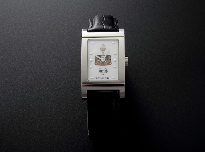 Lot#222:	Bulgari Limited Edition Watches [tag]