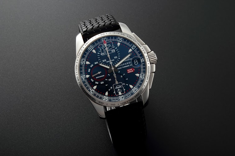 Lot#188: Chopard Grand Turismo Watches [tag]