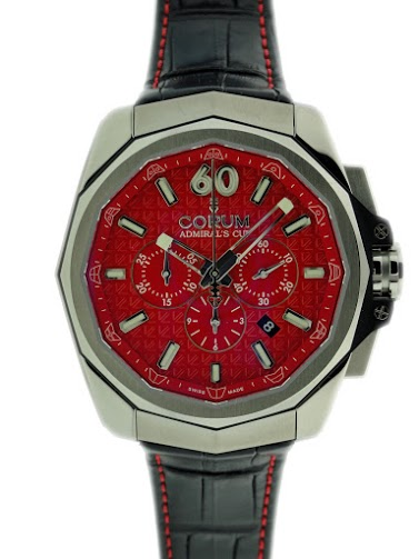 Lot#2195 Limited Edition Corum Admirals Cup Watches [tag]