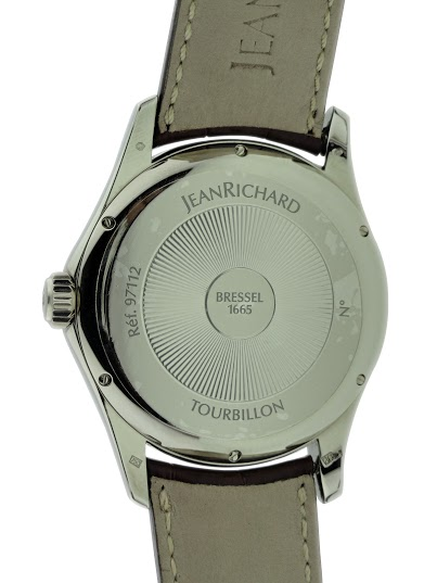 Lot#PS3000 Daniel Jean Richard Tourbillon // 97112-53-21A-AAED Watches [tag]