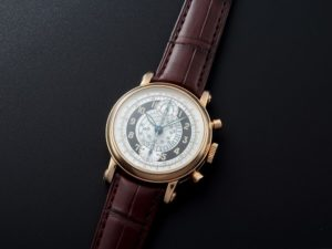 Lot#238:	Franck Muller Chronograph