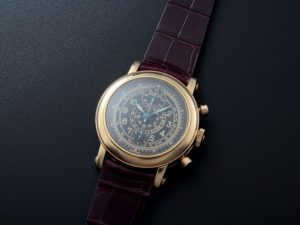Lot#239	18k Yellow Gold Franck Muller 2 Register Chronograph