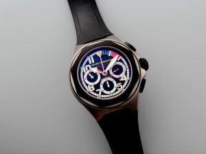 Lot#2212 Girard Perregaux BMW Racing Chronograph
