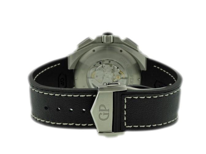 Lot#2214 Girard Perregaux Chrono Hawk Watches [tag]