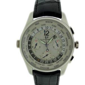 Lot#2208 Girard Perregaux World Time Chronograph