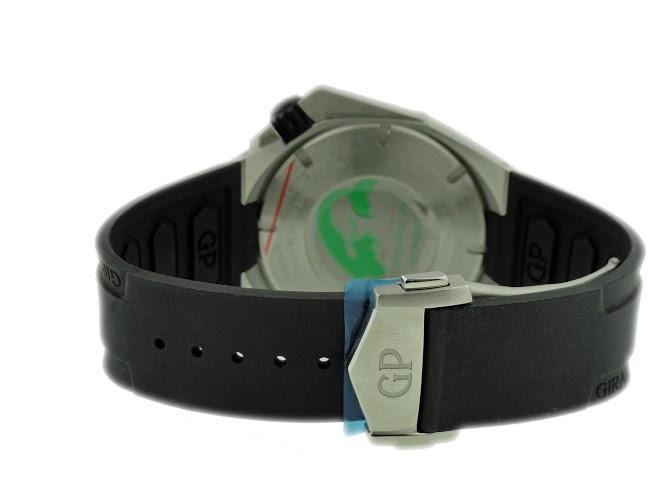 Lot#2213 Special Edition Girard Perregaux Sea Hawk Watches [tag]