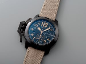LotPS3005 Graham Oversize Chronofighter // 2CCAU.B02A