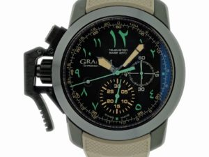 Lot#PS3007 Graham Chronofighter Chronograph // 2CCAU.B12A.K93N