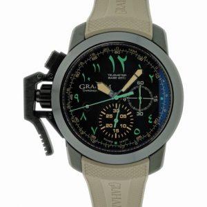 Lot#PS3007 Graham Chronofighter Chronograph // 2CCAU.B12A.K93N