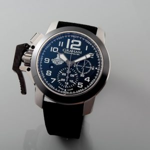 Lot#2184 Graham Chronofighter Stanley Cup