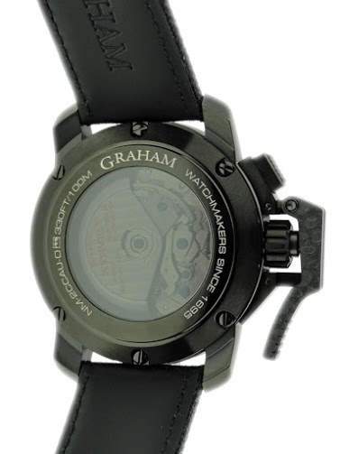 Lot#2183 Graham  Chronofighter Watches [tag]