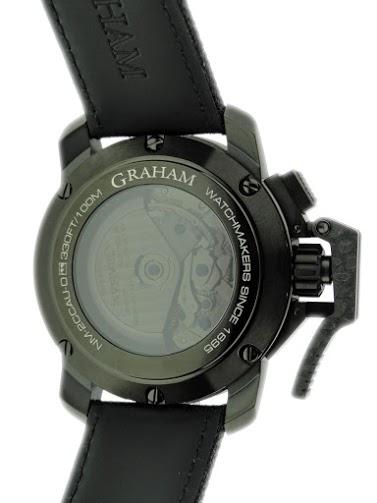 Lot#2183 Graham  Chronofighter