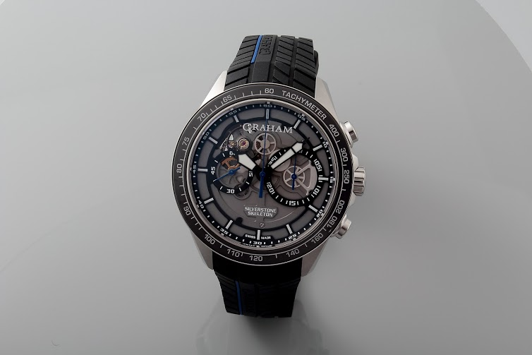 Graham Silverstone Skeleton RS BLU