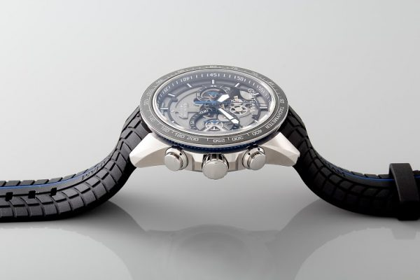 Lot#2150  Graham Silverstone RS Skeleton Blue
