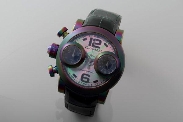 Lot#PS3002 Graham Swordfish Iris // 2SWBB.B39L
