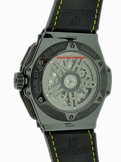 Lot#PS2995 Hublot Big Bang Ferrari // 401.CQ.0129 Watches [tag]