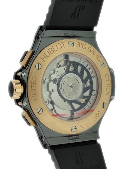 Lot#PS2998 Hublot Big Bang // 341.CP.7610