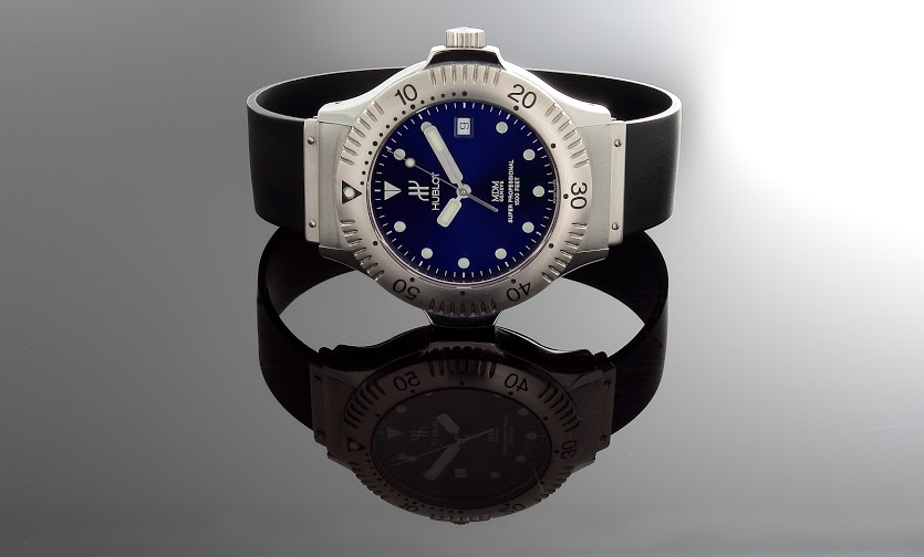 Lot#199 Hublot Classic Super Professional Watches [tag]