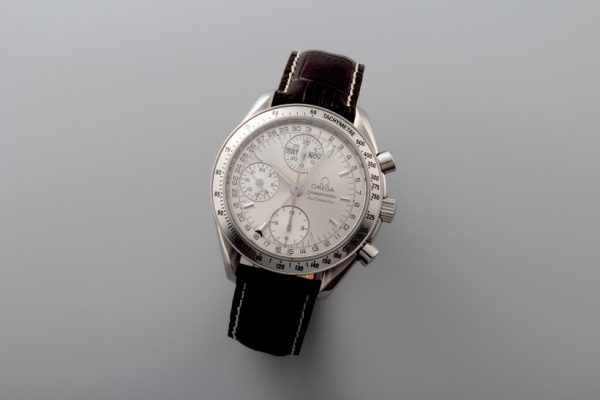 Lot#2153  Omega Speedmaster Calendar Day Date