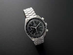 Lot #5646 Omega Speedmaster Racing Reduced 3510.50 Watches [tag]