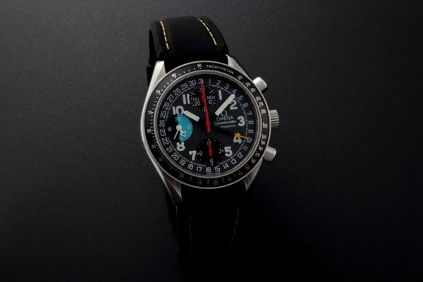 Lot#2156 Omega Speedmaster Sport Day Date Mark 40