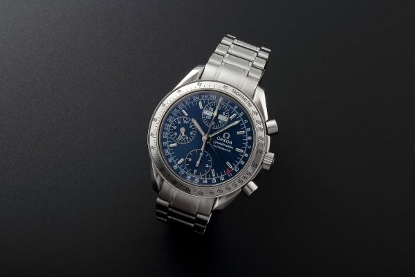 Lot#2220 Omega Speedmaster Sport Day Date Chronograph Automatic