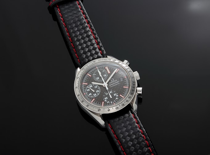 Lot#191 Omega Speedmaster Racing Automatic Watches [tag]