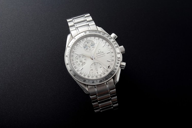 Lot#187 Omega Speedmaster Sport Day Date Watches [tag]