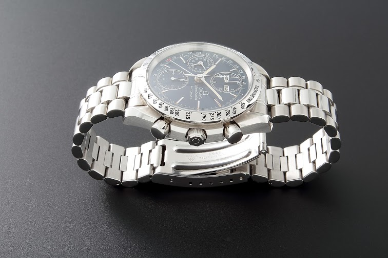 Lot#183 Omega Speedmaster Sport Day Date Watches [tag]
