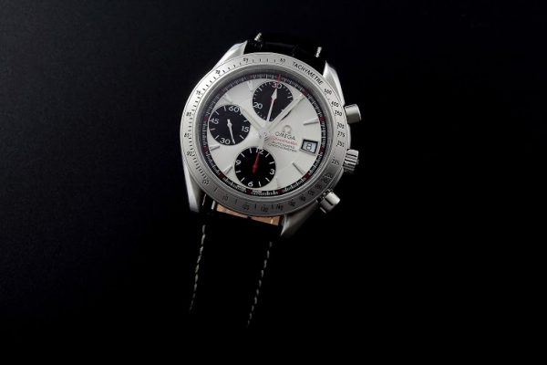Lot#2228 Omega Speedmaster Date Automatic