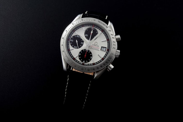 Lot#2228 Omega Speedmaster Date Automatic Watches [tag]