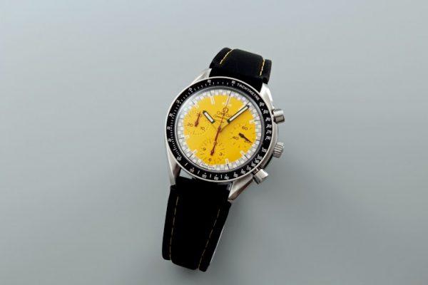 Lot#2163 Omega Speedmaster Chronograph Automatic