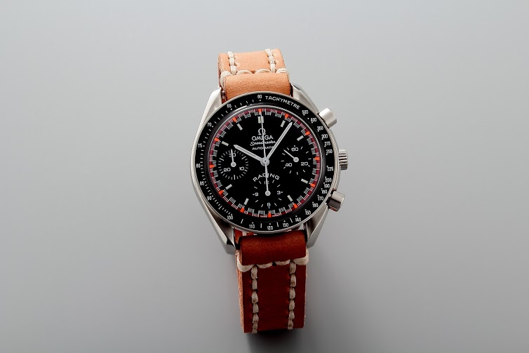 Lot#2168 Omega Speedmaster Automatic Watches [tag]