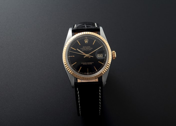 Lot#203 Rolex Oyster Perpetual Datejust Watches [tag]
