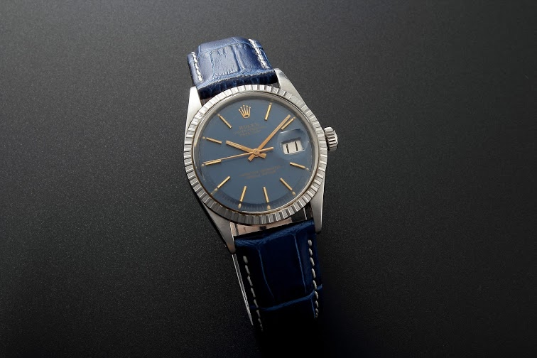 Lot#228	Rolex Datejust Vintage Rolex
