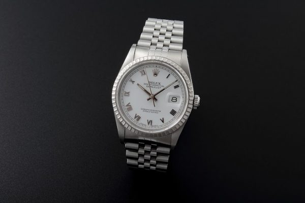 Lot#205 Rolex Oyster Perpetual Datejust