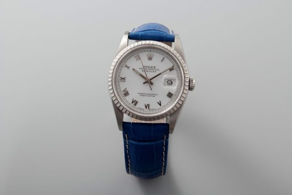 Lot#2172 Rolex Oyster Perpetual Steel Automatic