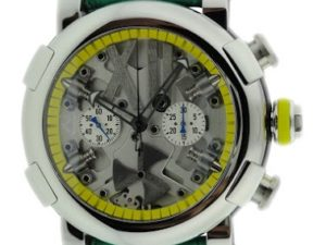 Lot#PS3015 Romain Jerome Titanic DNA Chronograph // RJ.T.CH.SP.005.04