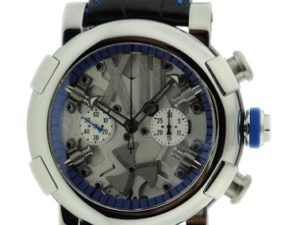 Lot#PS3012 Romain Jerome Titanic DNA Chronograph // RJ.T.CH.SP.005.02