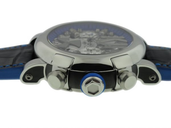 Romain Jerome Steampunk BLU2
