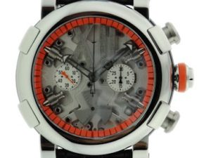 Lot#PS3014 Romain Jerome Titanic DNA Chronograph // RJ.T.CH.SP.005.03